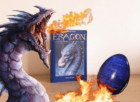L'héritage, Tome 1 : Eragon de Christopher Paolini