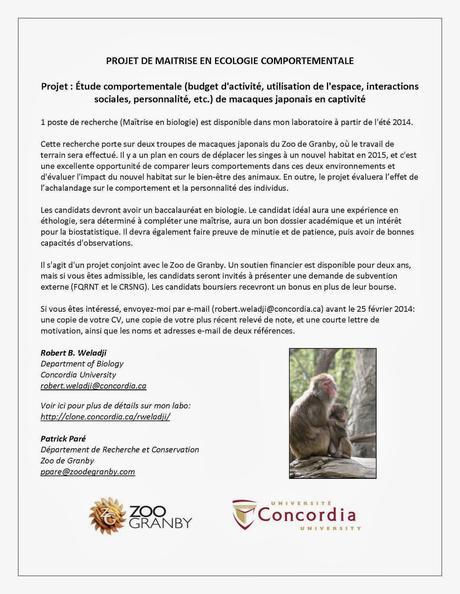 Lettre De Motivation Soigneur Animalier Paperblog