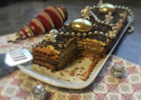 Gâteau des familles au companion thermomix ou sans robot