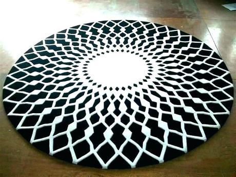 circle area rugs circle pattern area rugs