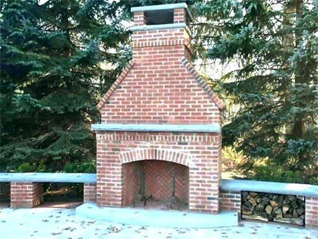 diy outdoor fireplace plans diy outdoor fireplace ideas