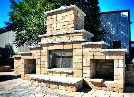 diy outdoor fireplace plans diy small outdoor fireplace plans
