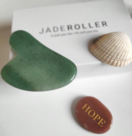 J'ai testé le Jade Roller