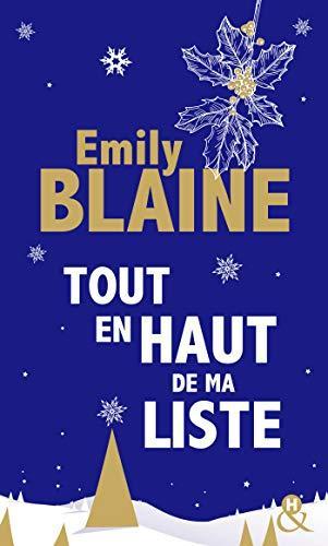 Mon avis sur : Tout En Haut De Ma Liste  ( Emily Blaine )