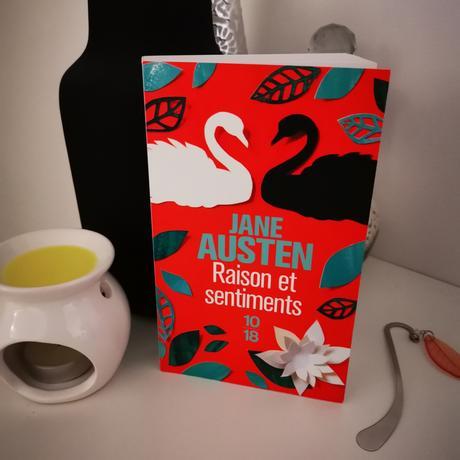 Les Classiques de Priscilla – Raison & Sentiments de Jane Austen