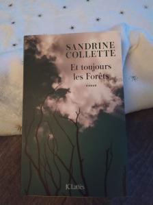 Et toujours les forêts des Sandrine Collette chez JC Lattès