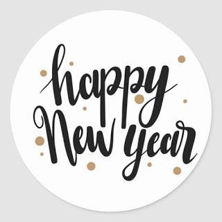 Happy New Year / Birthday