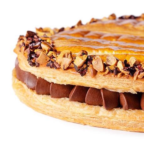 La Galette des rois de La Maison du Chocolat