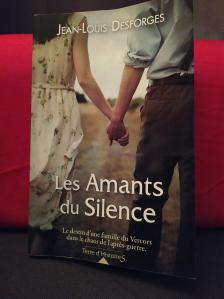 Les amants du silence de Jean-Louis Desforges