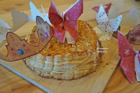 Galette noisette recette du Chef Cédric Grolet