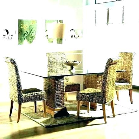wicker dining room set wicker dining room chairs uk