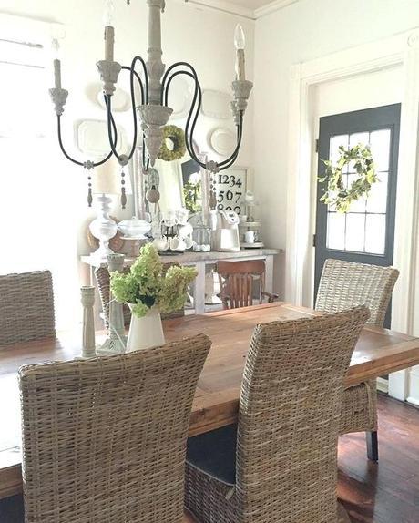 wicker dining room set black wicker dining room table