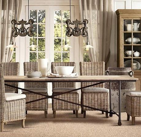 wicker dining room set wicker dining room chairs indoor
