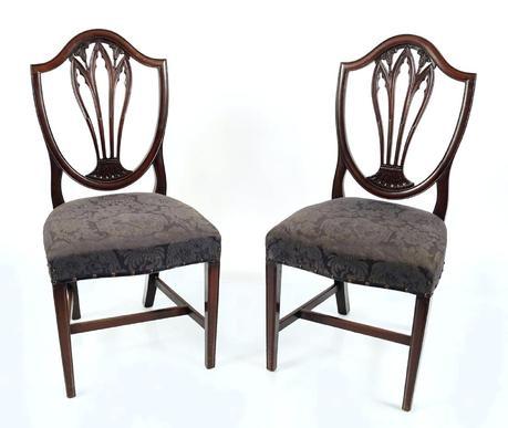 hepplewhite chair hepplewhite shield back chair for sale