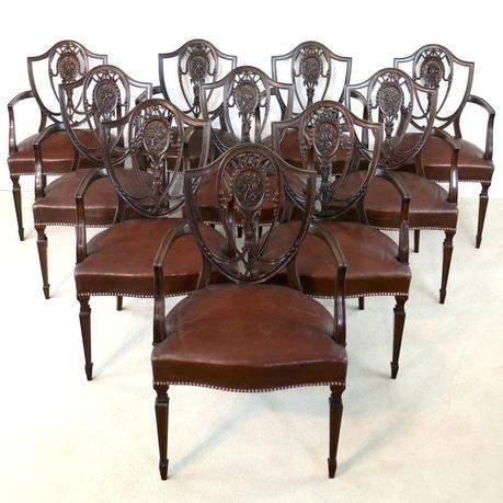 hepplewhite chair george hepplewhite chair