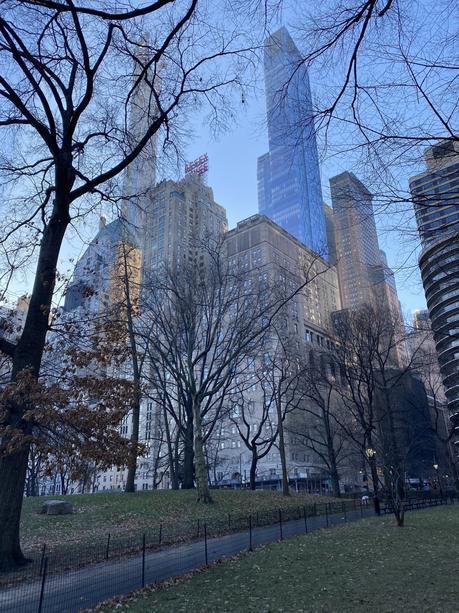 Noël à New-York, en famille