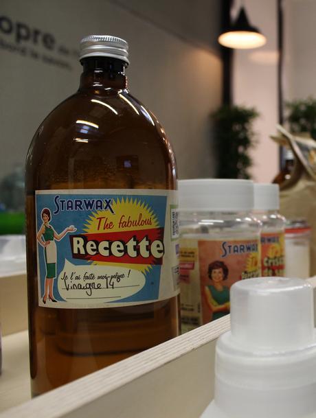 fabriquer recette vinaigre atelier diy apprendre à faire ses produits ménage lille mama wax