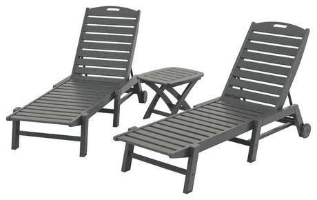 polywood chaise lounge polywood chaise lounger