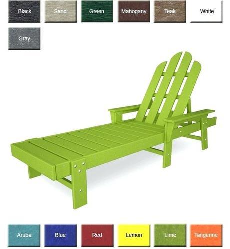 polywood chaise lounge polywood chaise lounge sale