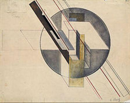 Constructivisme 1/4- Origine – les peintres avant-gardistes russes – Billet n°151