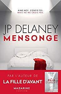 Mensonge - JP DELANEY