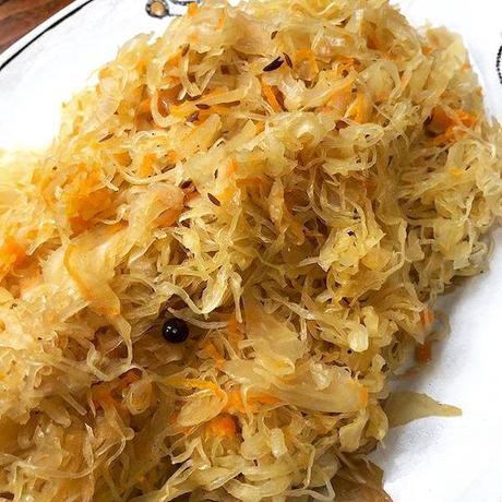 choucroute à la carotte lituanienne