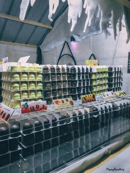 Le marché de Noël à Annecy