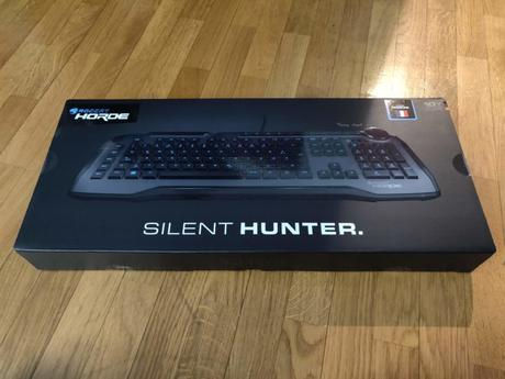 Test Clavier & Souris Roccat : Horde Silent Hunter et Kone Pure SEL elite grade