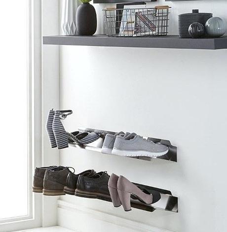 small shoe rack narrow shoe rack for closet