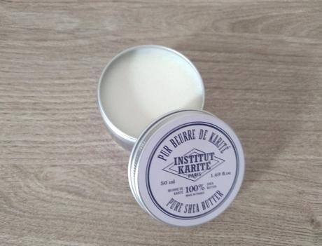 Beurre de karité 100% naturel de l'Institut Karité Paris