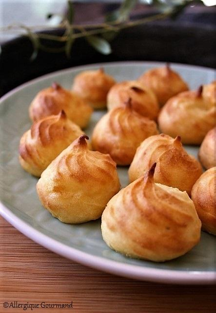 Pommes duchesses { sans gluten, sans lait, sans œufs }