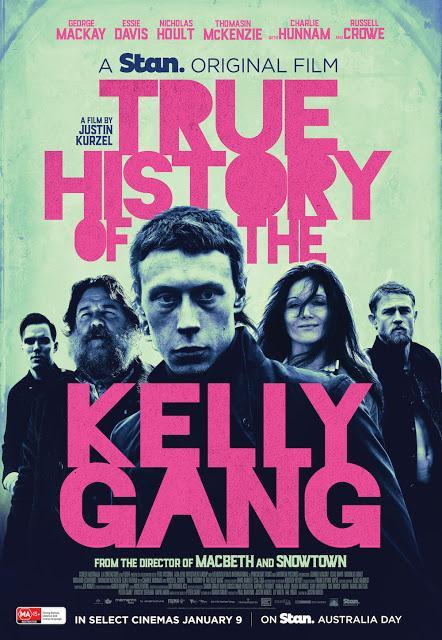 Nouveau trailer pour True History of The Kelly Gang de Justin Kurzel