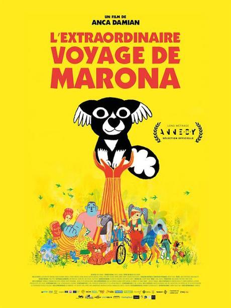[CRITIQUE] : L'extraordinaire voyage de Marona
