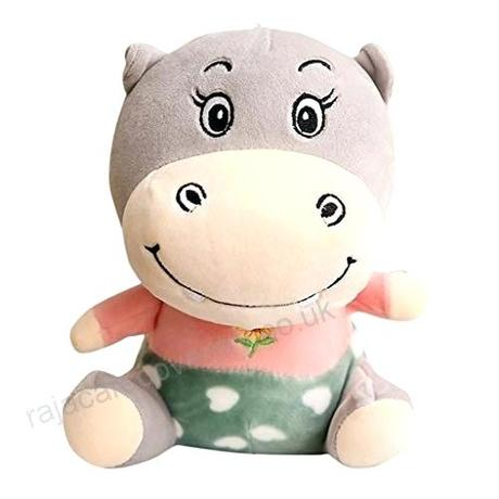 hippo gifts cute soft hippo luxury soft stuffed animals baby girl soft toy for newborn baby present green hippo gifts hours