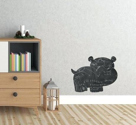 hippo gifts hippo chalkboard wall decals hippo gifts uk