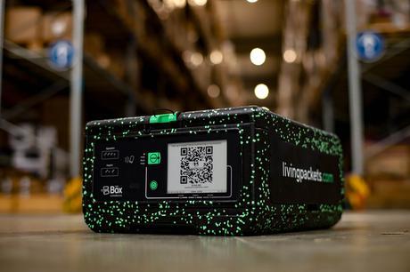 La révolution écolo «The Box», un colis connecté et réutilisable 1 000 fois