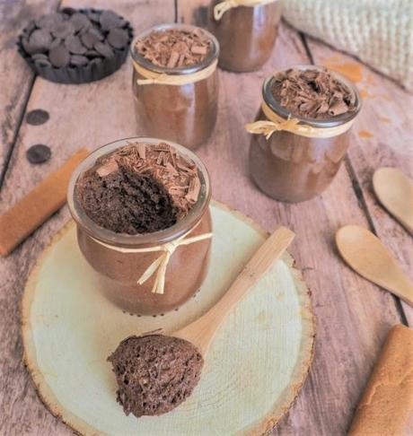 Mousse au chocolat «Bocuse»