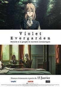 Violet Evergarden : Éternité et la poupée de souvenirs