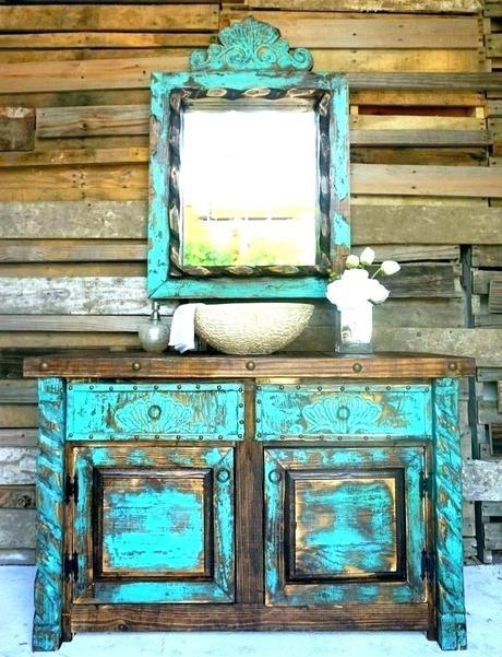 turquoise dresser turquoise dresser mirror