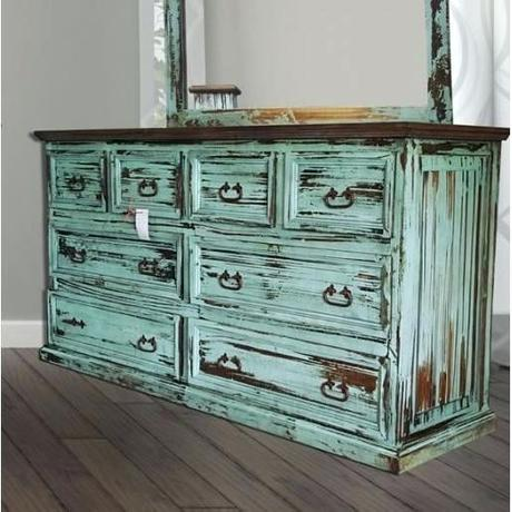 turquoise dresser turquoise painted dresser ideas