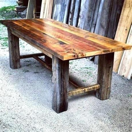 barn style dining table barn style dining room table