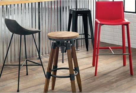 cool bar stools metal leather bar stools with metal legs