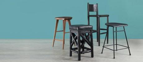 cool bar stools metal bar stools black metal legs