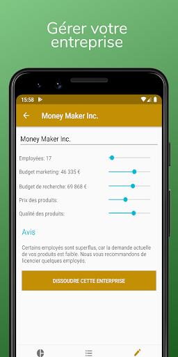 Télécharger Gratuit Money Clicker – jeu économique et idle game  APK MOD (Astuce) 6