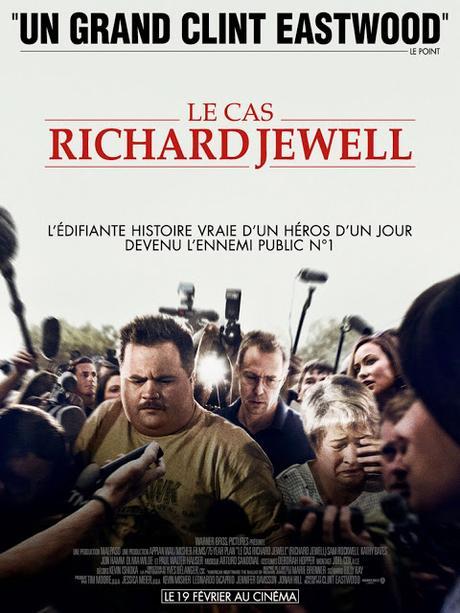 Affiche VF pour Le Cas Richard Jewell de Clint Eastwood