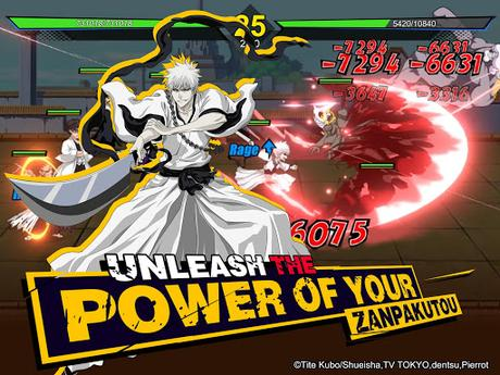 Télécharger Bleach: Immortal Soul  APK MOD (Astuce) 4