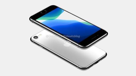 L'iPhone 9 se montre en concept 3D