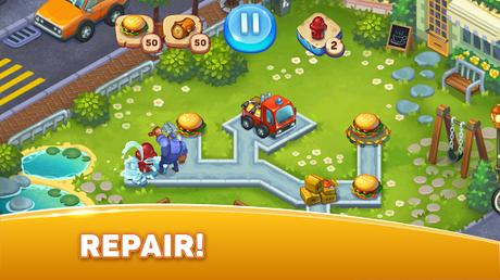 Télécharger Gratuit City Rescue Team: Time management game APK MOD (Astuce) 2