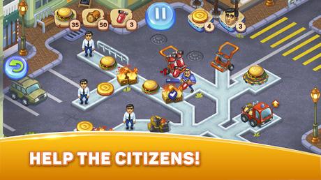 Télécharger Gratuit City Rescue Team: Time management game APK MOD (Astuce) 3