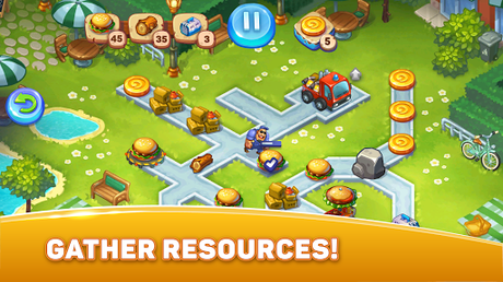 Télécharger Gratuit City Rescue Team: Time management game APK MOD (Astuce) 1